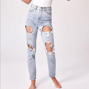 BDG Mom Jeans size 27